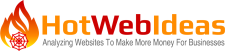 Hot Web Ideas Logo